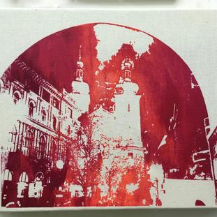 Prague Market Red