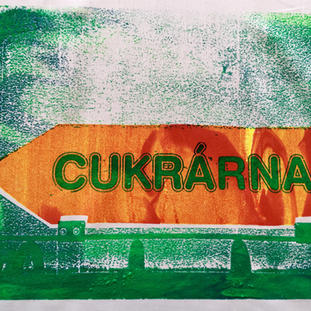 Cukrarna (Do you know the way to Bechyně?)