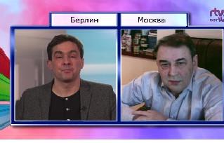 Интервью русскоязычному каналу ФРГ о выборах и политике в целом