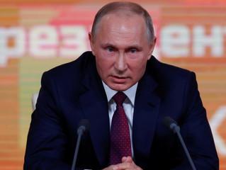 «Самовыдвиженец» Путин и искусство лавирования