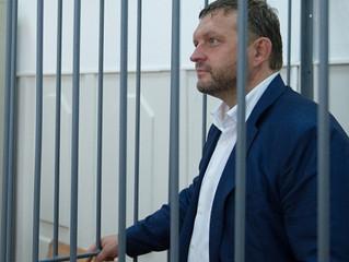 Выступление на пресс-конференции в защиту Никиты Белых
