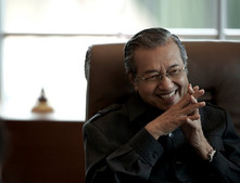 Mahathir bin Mohamad Former Prime Minister of Malaysia                 230371_10150191545709489_795994488_68073