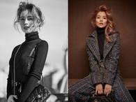 magazine cover and fashion spread  林珈安 Lyla Lin ( taiwan ),原名林靜如,現為演員、歌手、設計師。其後,自創品牌LYLA Silver&Accessories飾品                  lyla ii 2019.jpg