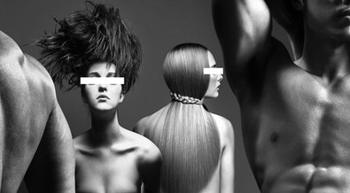 lust of hair  shanghai hair saloon spring collection