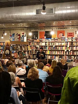 Author Mark Ristau launches A Hero Dreams at Garrison Keillor's Common Good Books