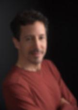 Mark Ristau, Author of A Hero Dreams
