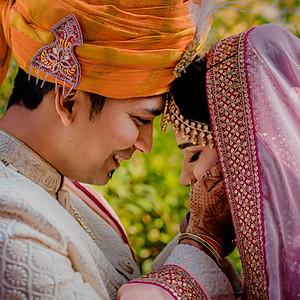 Ashish & Khushbu