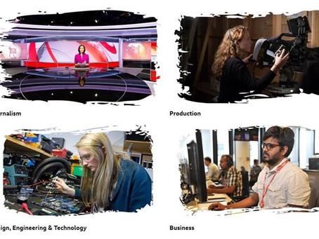 BBC apprenticeships - (Yr 11-13).  APPLY NOW