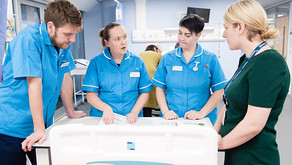 Nursing (Adult) Blended Learning Online Event on Wednesday 23rd June (Yrs 12-13) APPLY NOW!