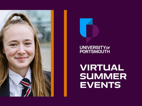 Virtual Summer School (Yrs 10/11) 5th-9th July 2021 - Register NOW!