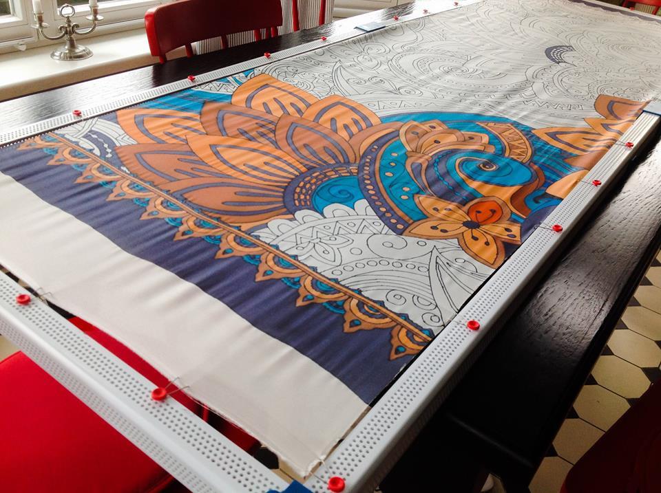 Silk Art by Folt Bolt
