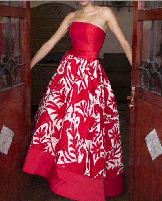 Otomi dress