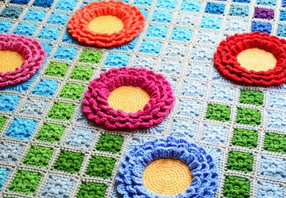 Garden Mosaic pattern