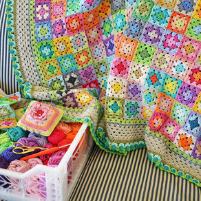 DIY-10 amazing crochet blanket patterns to make