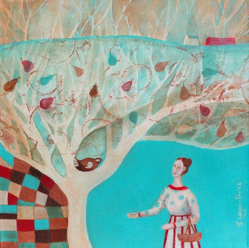 'The Pear Tree'