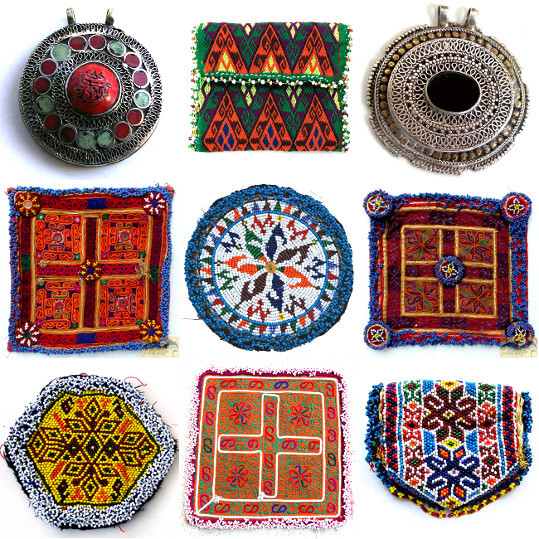 Afghan Tribal Arts by Folt Bolt