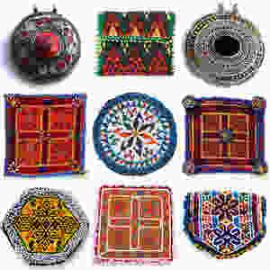 Afghan Tribal Arts by Folt Bolt
