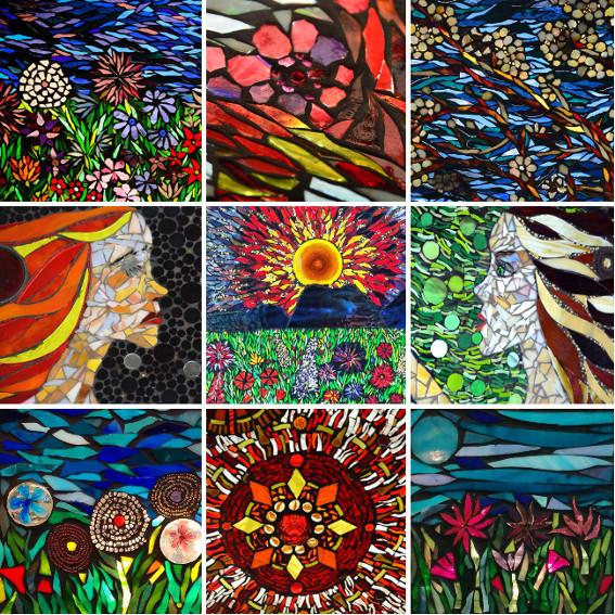 Kory Dollar-Marvelous Mosaic by Folt Bolt