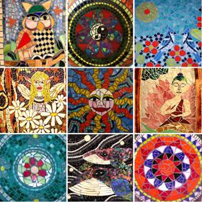 Amiel Guerard - Mosaicosmik