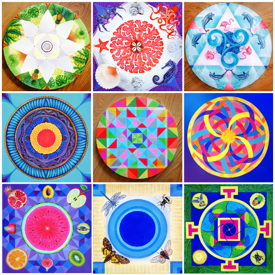 Mandalas to ENJOY by Folt Bolt