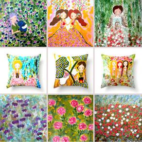 Rakhee Krishna - Art for happy people