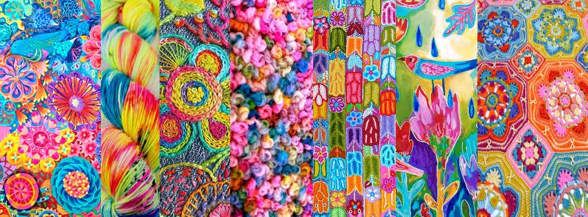 Folt Bolt - the colorful art palette
