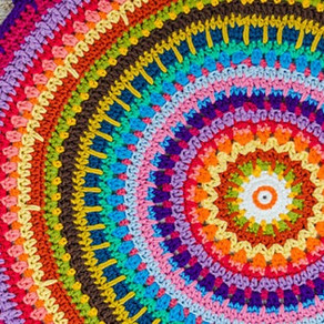 DIY-Lovely Crochet Mandala Patterns