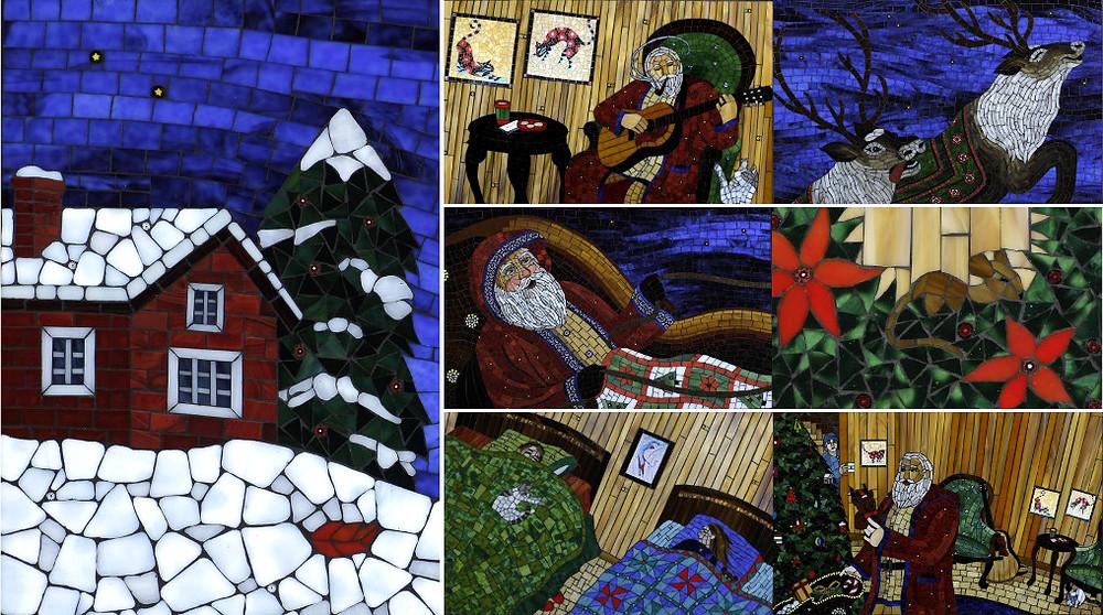 CB Mosaics by Folt Bolt
