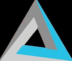 solar heat venti triangle blue.png