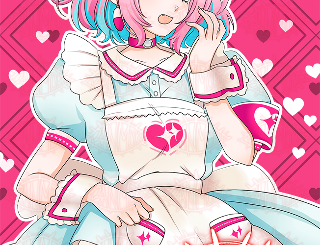 [Idolmaster] Riamu
