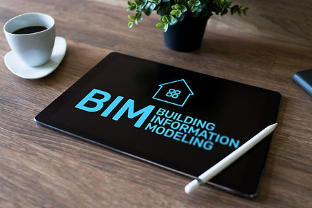 BIM - Building information modeling conc