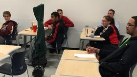 DESTIR takes a Law Course at RVC!