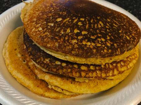Protein Power Pancakes (recipe)