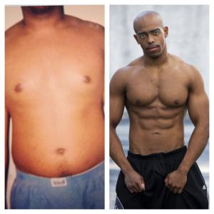 Ramel Feliz results Rameltdown Fitness