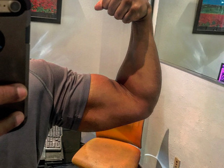 Rest and muscular growth