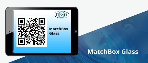 Hitomi matchbox-glass