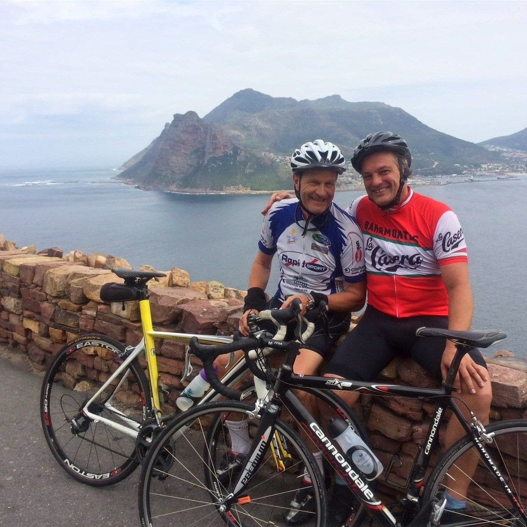 Cape Town Cycle Tour Route