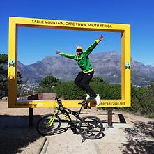Table Mountain Framed