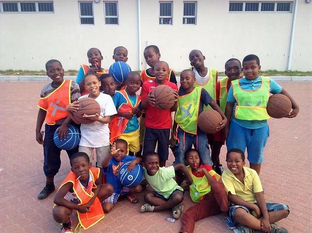 Basketball Team Cape Town