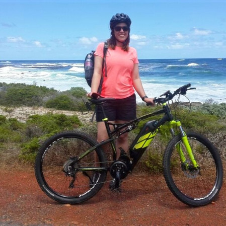 Cycling in the Western Cape