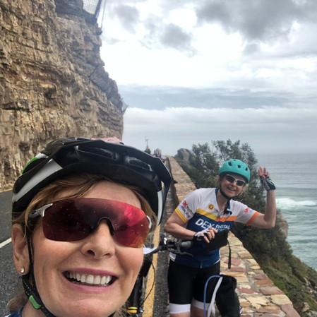 On the CT Cycle Tour Route