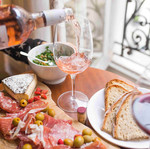 WINE AND SHARING PLATTER