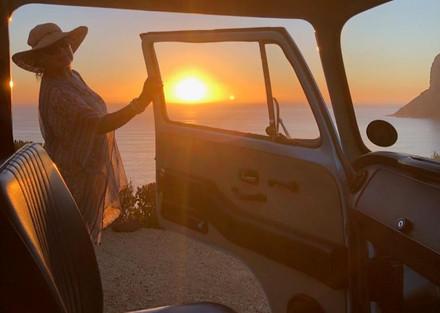 Sunset Rides
