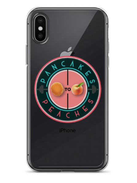 iPhone X Case (Coral)