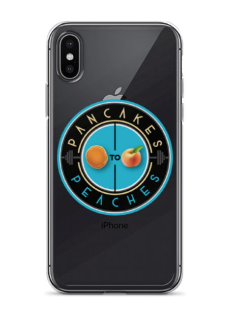 iPhone X Case (Turq)