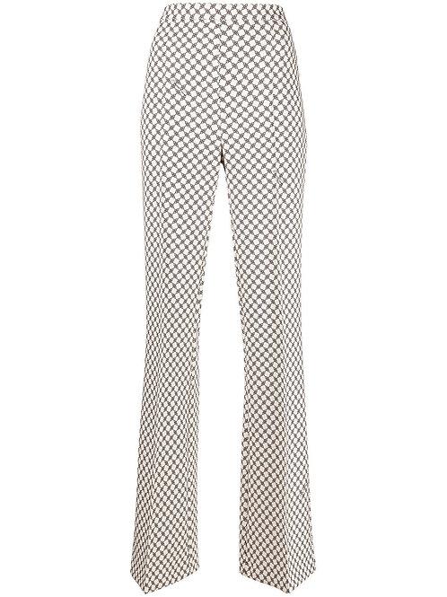 Elisabetta Franchi printed trousers