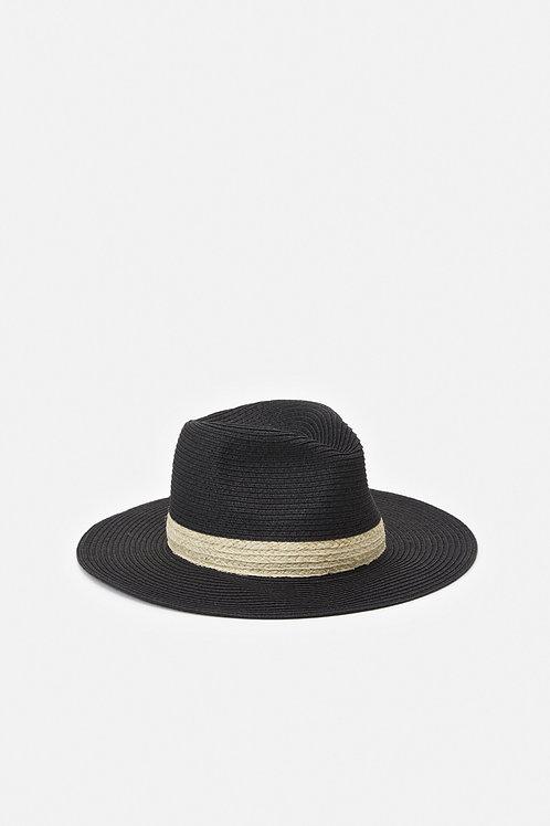Twin-set hoed