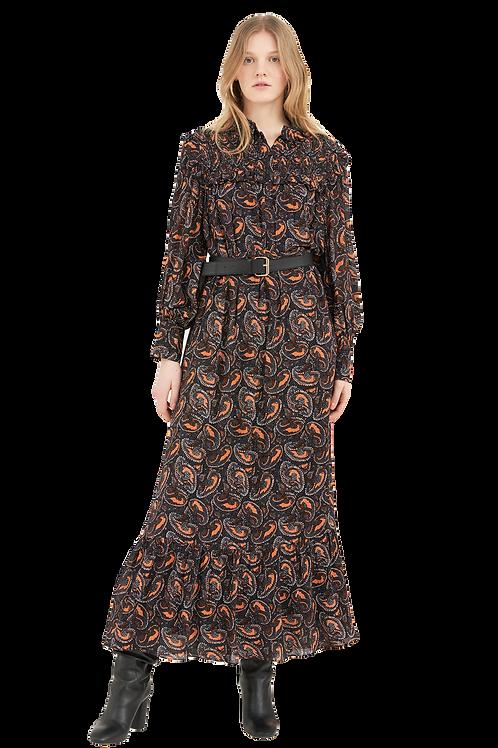Antik Batik - Otto Printed Maxi Dress