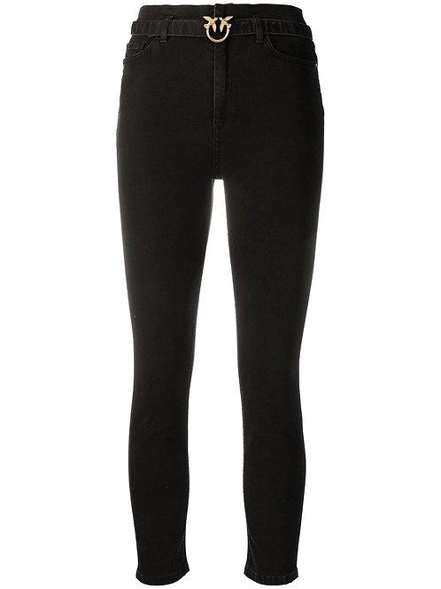 Pinko Pants skinny Susan black 013135