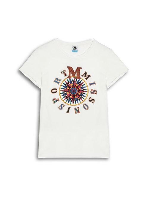M Missoni  T-shirt 013748